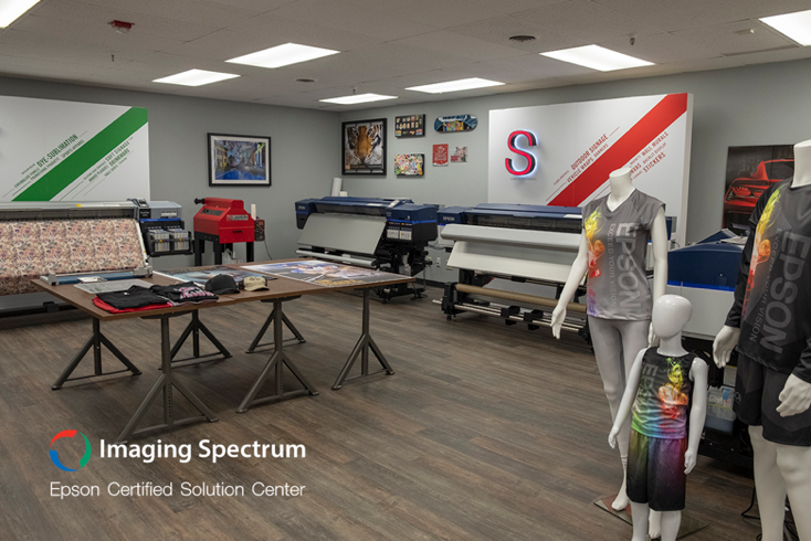 Epson Certified Solution Center Opens at Imaging Spectrum in Texas