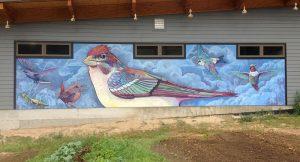 Tierra-Bird-Mural