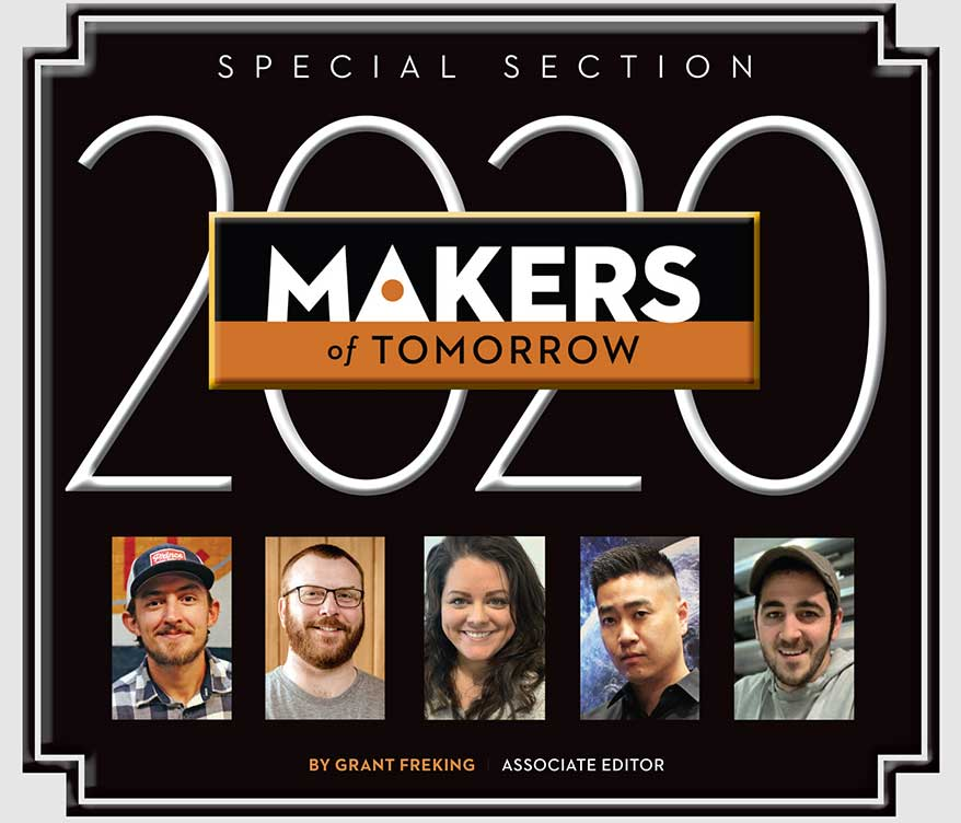 2020 Makers of tomorrow