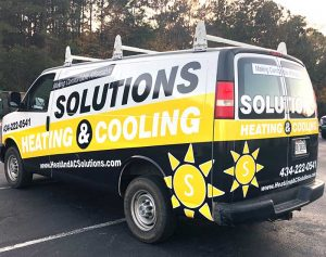 Lindsey does Precision Signs' design work, and is also its go-to wrap installer and printer.