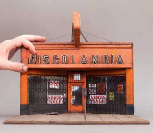 Joshua Smith Miniature Sculpture