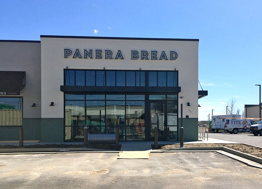 Panera Bread building