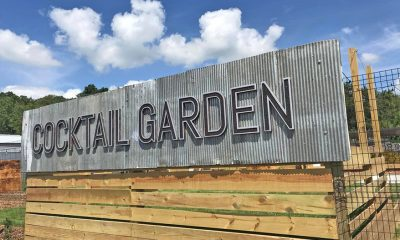 Cocktail Garden signage