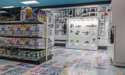 Gamut Media interior