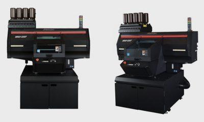3DUJ-2207 UV Inkjet 3D Printer by Mimaki USA and Mimaki Europe