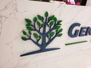 Generation Next Fertility close up logo