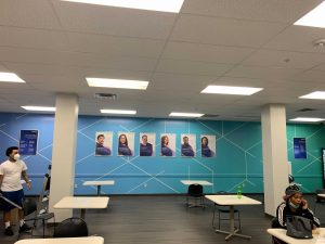 Conduit Global Breakroom Wall Graphics