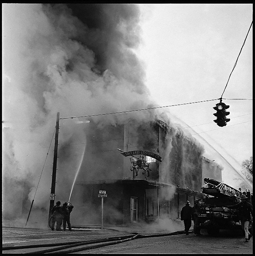 store fire in the '60s