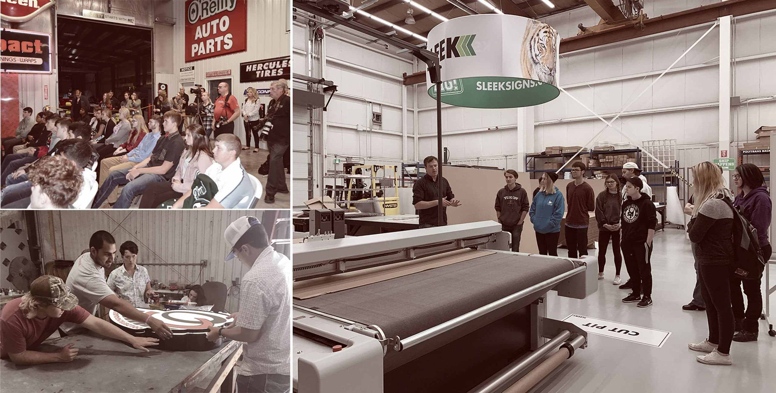 2019's ISA Sign Manufacturing Day.