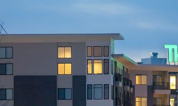 LED Signs Aplenty for a Kansas City-Area Apartment Complex
