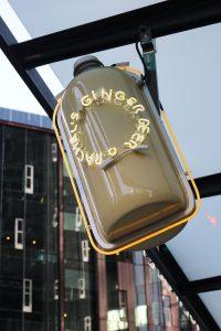 John Burbridge's work-Rachels Ginger Beer