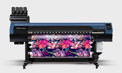TS100-1600 sublimation transfer inkjet printer from Mimaki USA