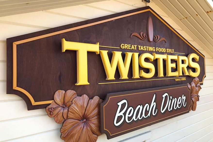 Twisters-sign