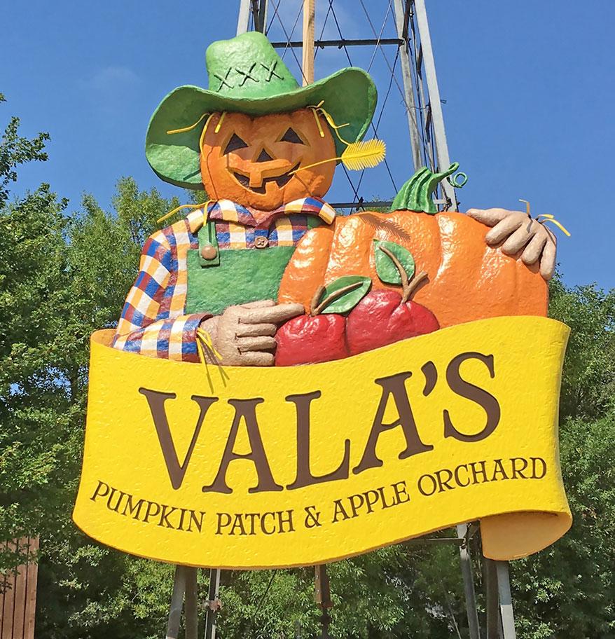 Vala's-sign