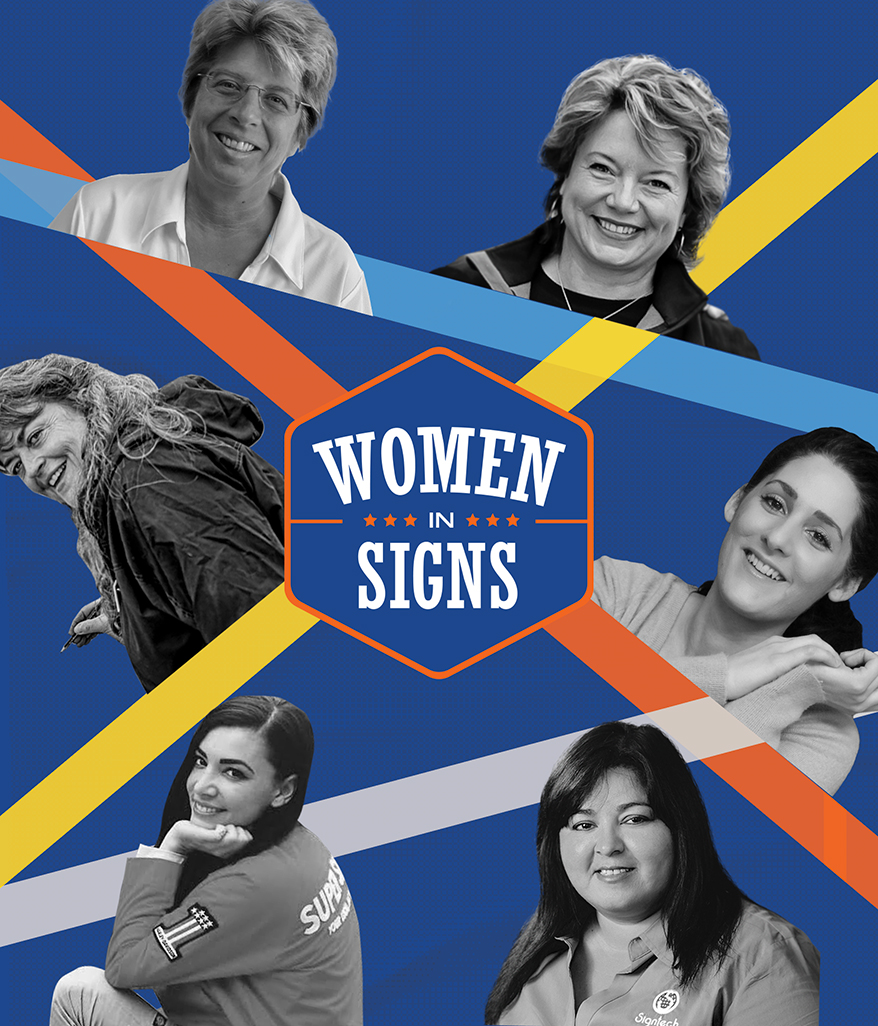 women in signs awards 2021