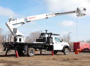 M43R HiReach Elliott Equipment elliottequip.com