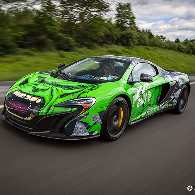 14 Sports Car Wraps That Put the Pedal to the Metal