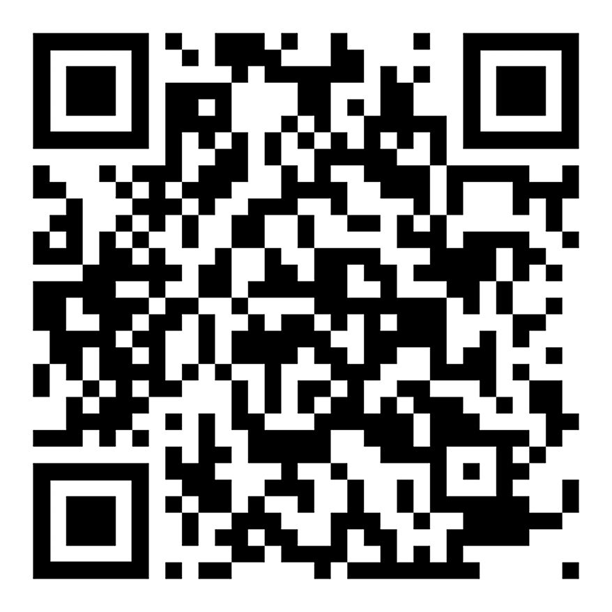 Scan the QR code and witness this madcap episode for yourself… I promise, you will not be disappointed!